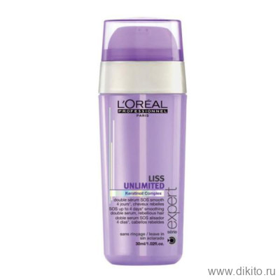 L`oreal Liss Unlimited Сыворотка 30мл