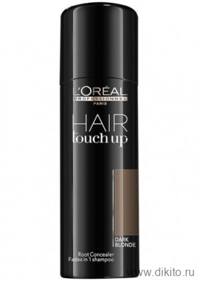 L`oreal Hair Touch Up Консилер тёмный блонд 75 мл