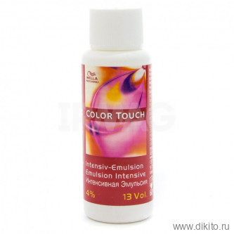 WELLA  Эмульсия Color Touch 4%  60мл